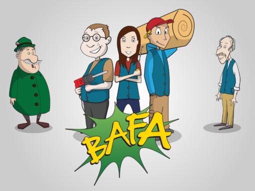 BAFA Comics